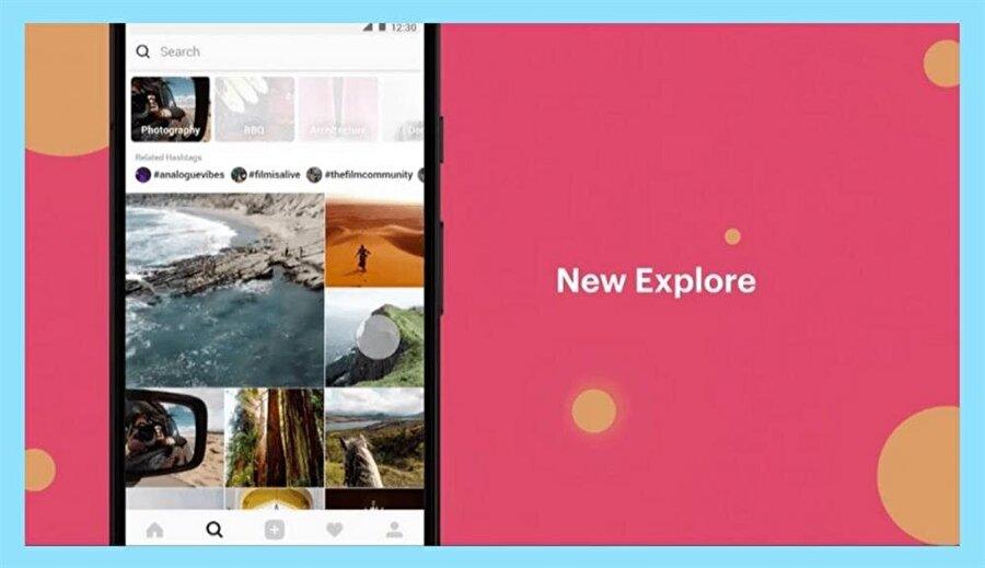 Yeni Keşif sayfasıyla birlikte Instagram, kullanıcıların karşısına çok daha ilgi çekici içerikler getiriyor. Bunu da doğrudan kullanıcı profilindeki çeşitli parametreleri inceleyerek gerçekleştiriyor.