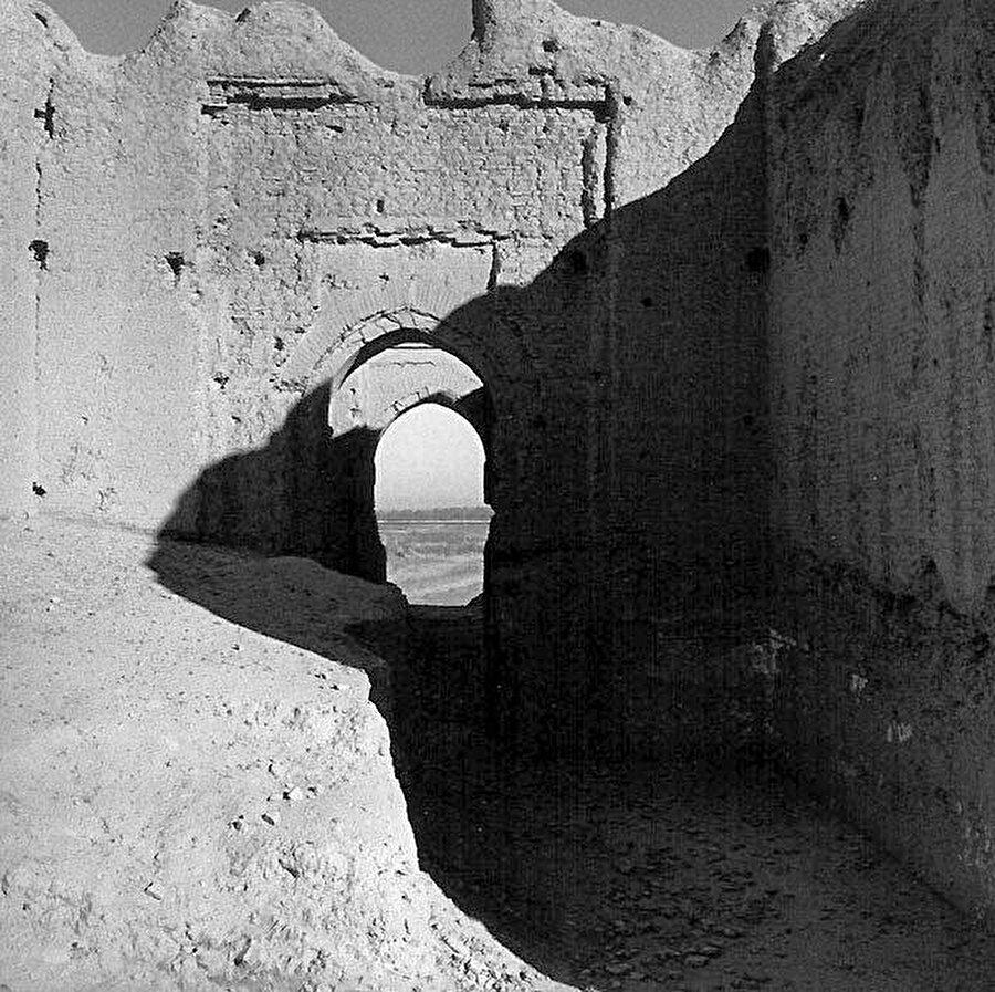 Şehrin kalıntıları, ihtişamı hakkında çok şey söylüyor.