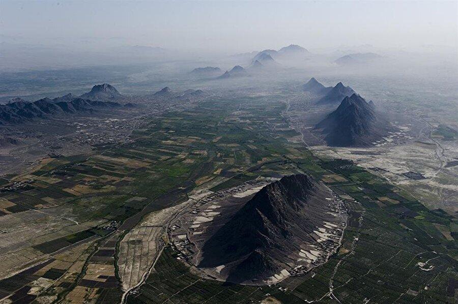 Afganistan'ın Hilmend bölgesi, derin bir tarihi mirasa ev sahipliği yapar.