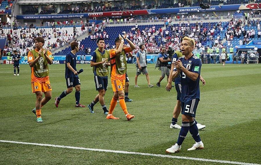 Ülkesiyle Dünya Kupası'nda mücadele eden Nagatomo, İngiltere karşısında çeyrek final bileti arayacak.