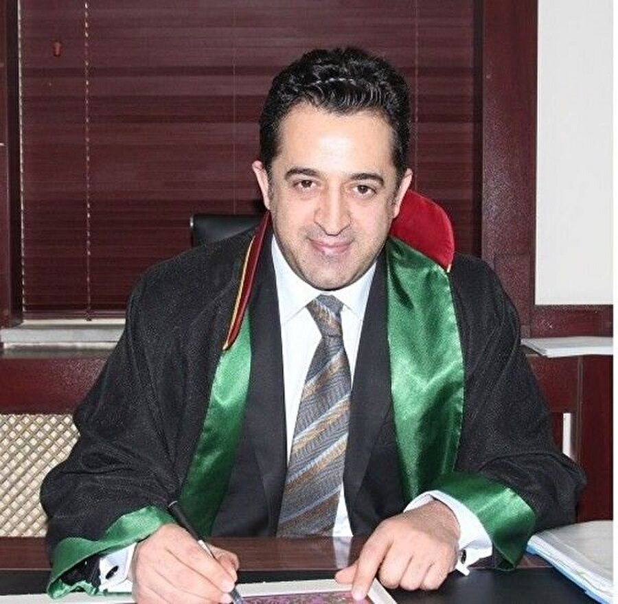 Ağrı Barosu Başkanı Ali Artuk