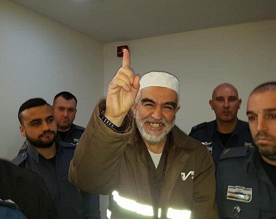 Raid Salah, 11 aydır tutuklu bulunuyordu.