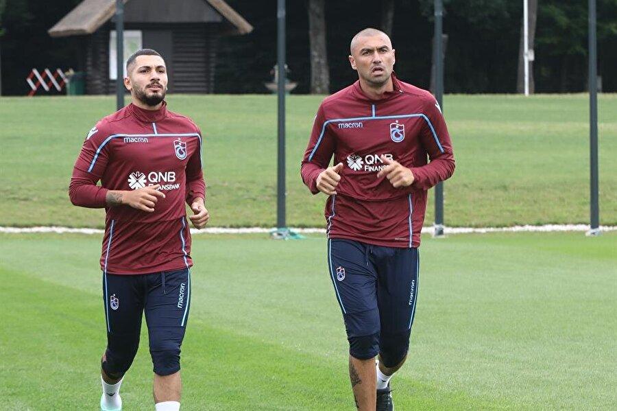 Beşiktaş, Burak Yılmaz için nabız yoklamayı sürdürüyor. nFotoğraf: AA
