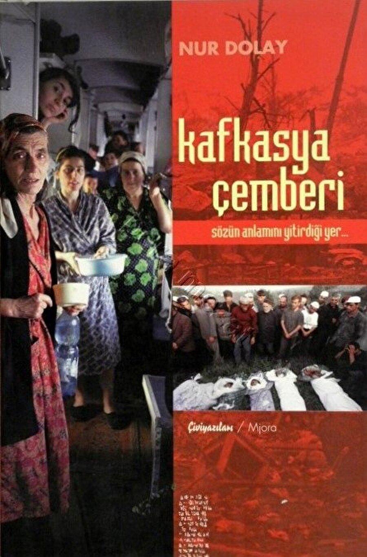 Kitap bölge ile ilgili bilgilerin yanısıra Nur Dolay'ın tecrübelerini de içeriyor.