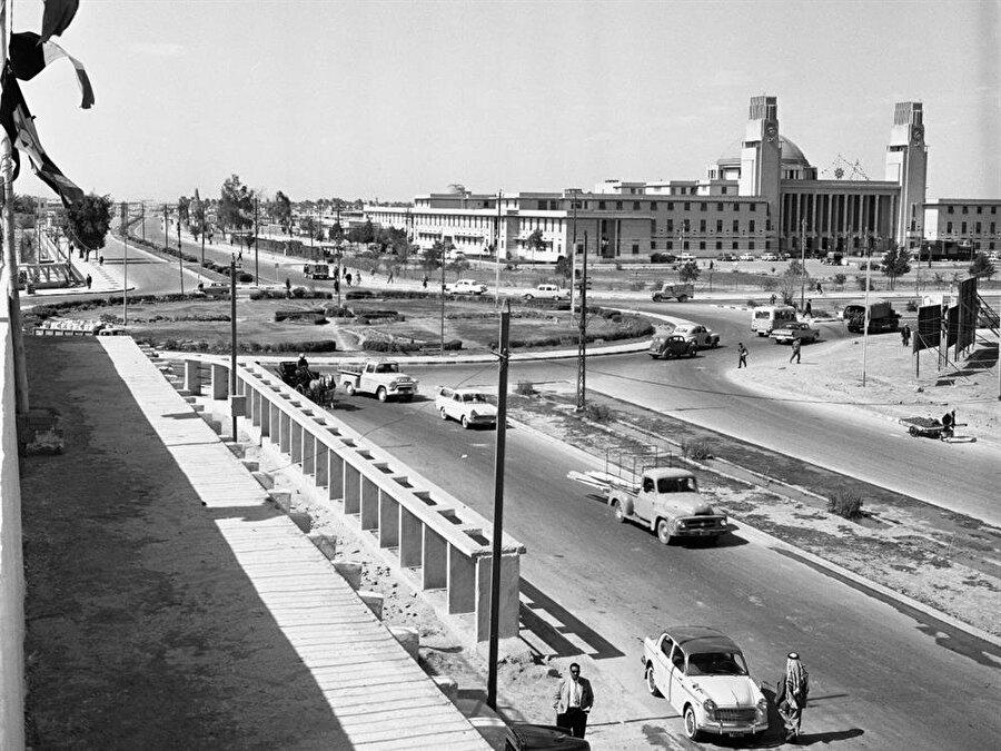 Bağdat, takvimler 14 Temmuz 1958'i gösterdiğinde, sıra dışı bir güne uyanıyordu.