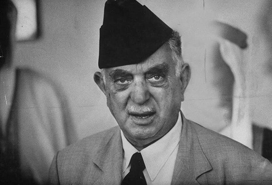 Başbakan Nuri Said, Prens Abdulilah'la birlikte Irak halkının en çok nefret ettiği iki isimden biriydi.