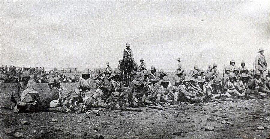 İngilizler iki yıl içerisinde Sudan'ı tamamen ele geçirmiştir.