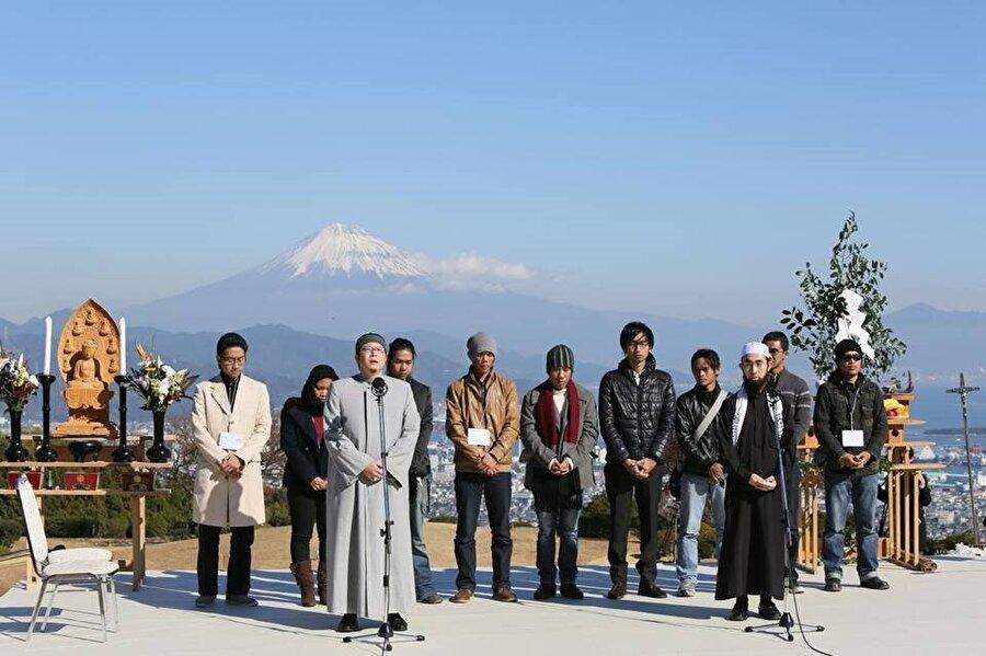 İhtida eden Ahmed Maeno Japon halkının gün geçtikçe İslam'a ısındığını söylüyor.