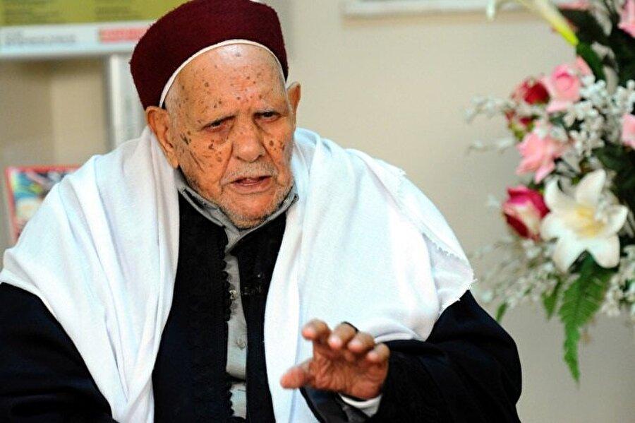Ömer Muhtar'ın hayattaki tek evladı Muhammed Ömer Muhar, geçtiğimiz günlerde 97 yaşında vefat etmişti.