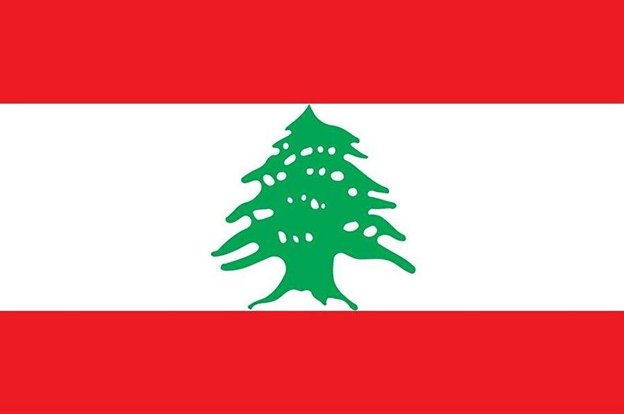 Sedir ağacı, Lübnan bayrağında da sembol olarak yer alır.