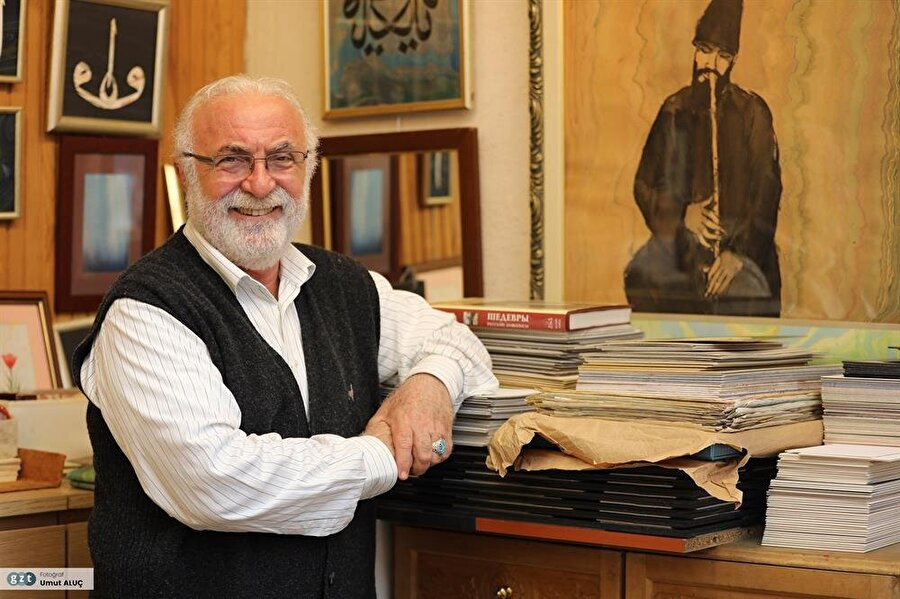 1952′de Malatya'da doğdu.