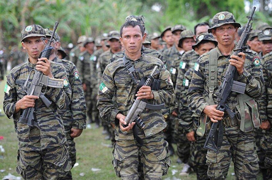 Jabidah katliamından sonra kurulan Moro İslami Özgürlük Cephesi Hristiyan Filipinlilerle silahlı mücadeleye girişti.