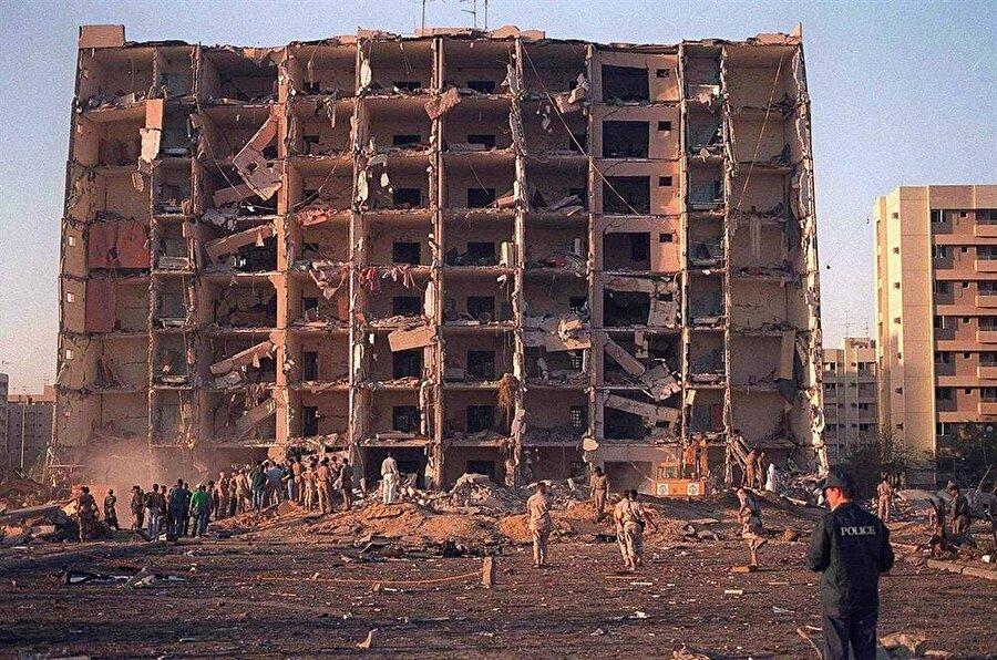 Khobar Towers binalarına düzenlenen saldırı, ABD'nin direkt hedef alındığı bir eylemdi.