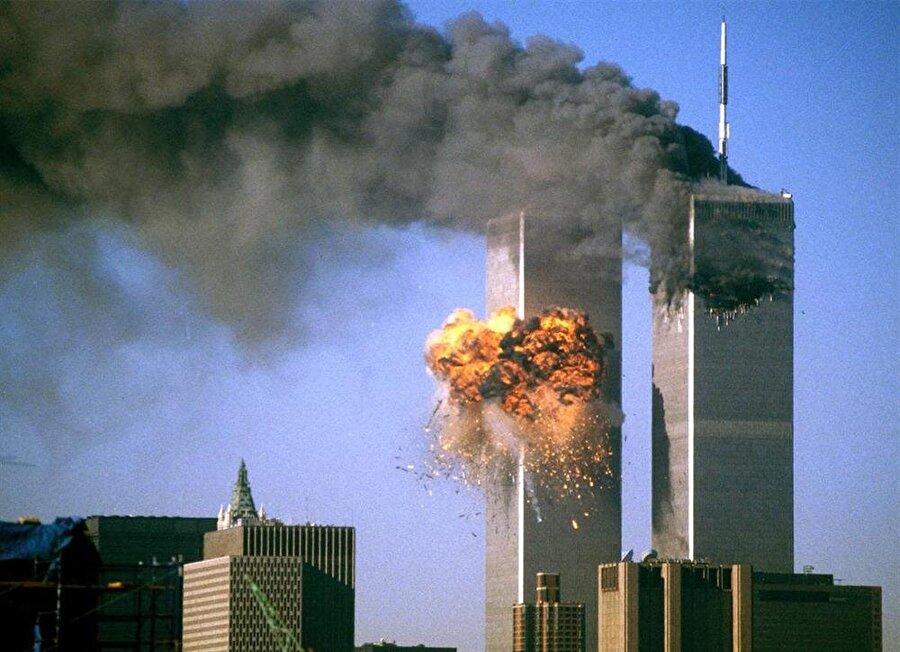 11 Eylül 2001 saldırısı, ABD topraklarında gerçekleştirilen en büyük terör eylemiydi.