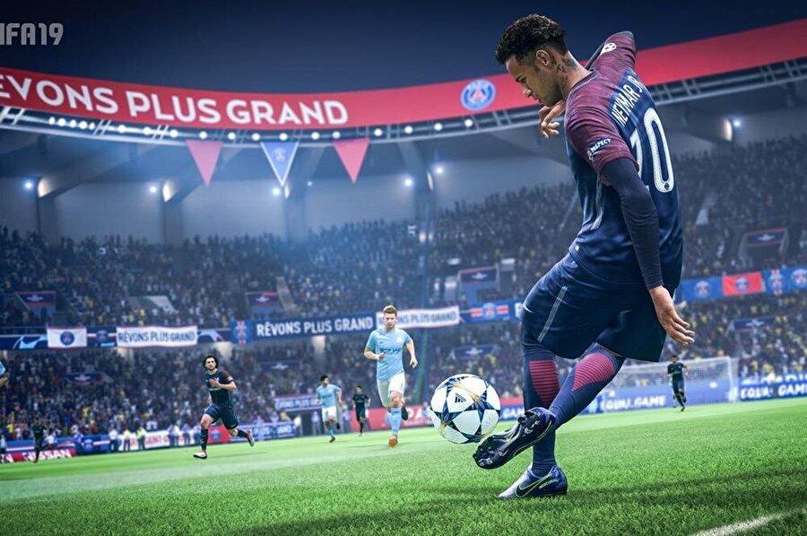 FIFA 19, özellikle 'skill' konusunda büyük performans vadediyor.