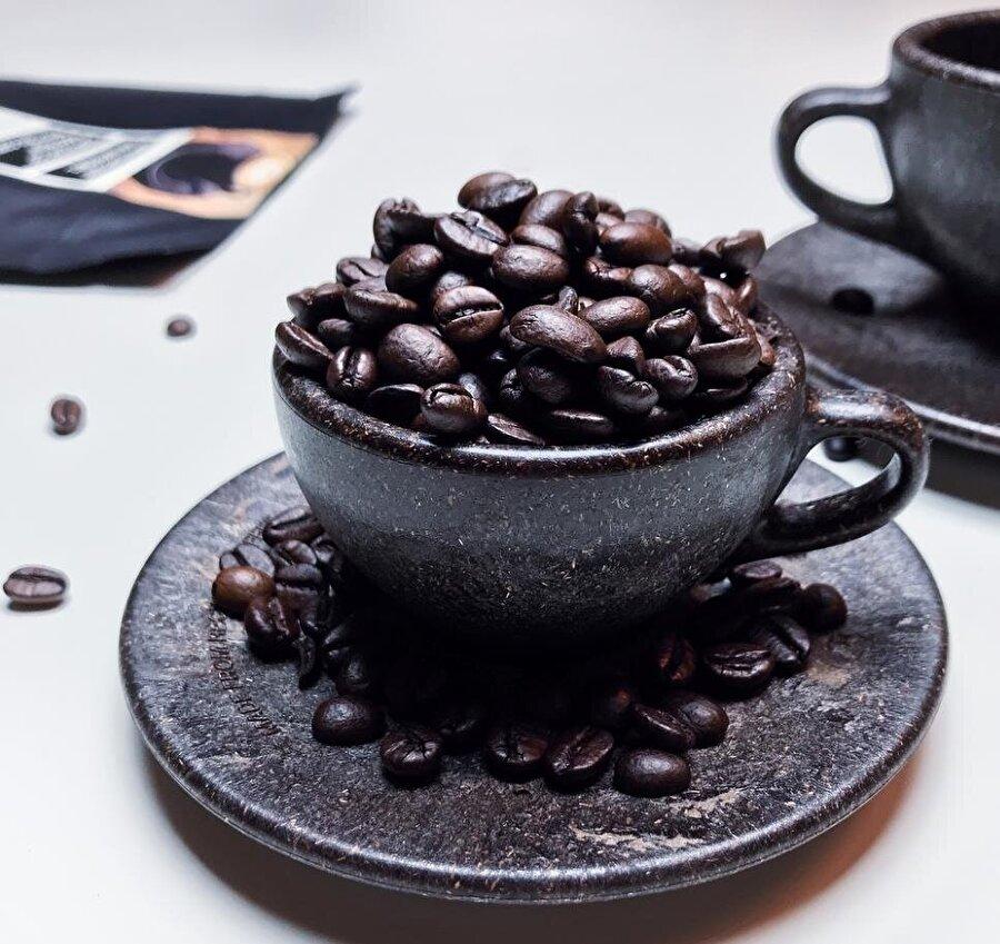 Çevre dostu kahve bardakları