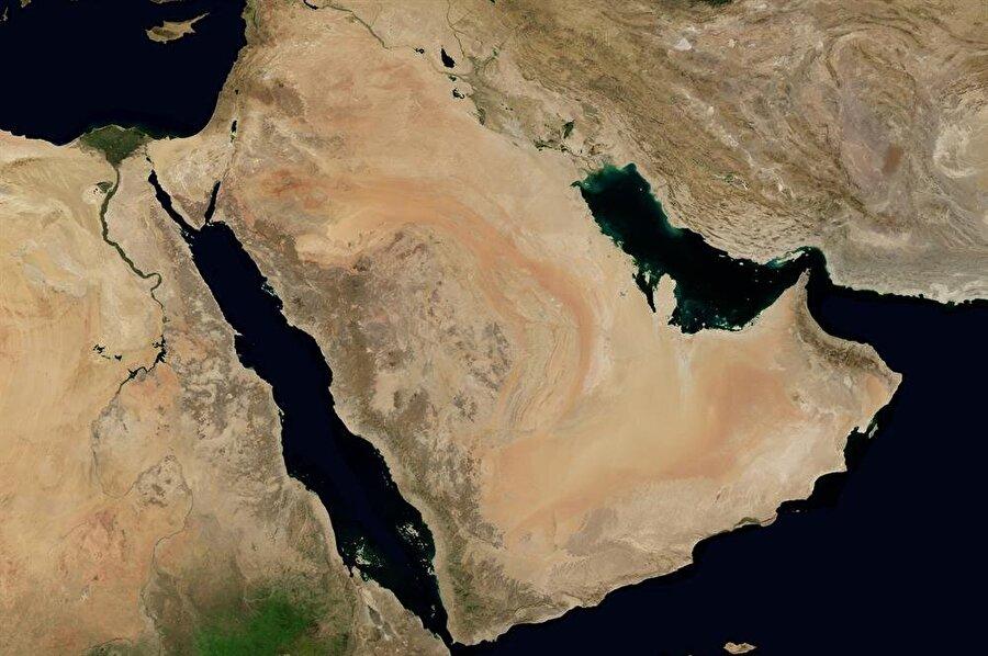 Kimileri Ortadoğu kavramını yalnızca Arap Yarımadası için kullanmaktadır.