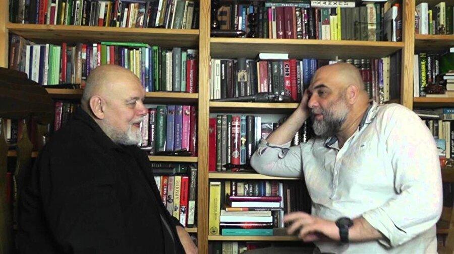 Orhan Cemal'in bir dönem Rusya İslam Komitesi'nin başkanlığını da yapan babası Haydar Cemal (Solda), 2016 yılında hayatını kaybetmişti.