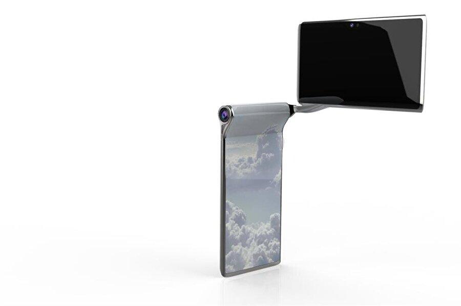 HubblePhone, kamera özellikleriyle birçok kullanıcıyı cezbedeceğini tanıtım videosuyla gösterdi.