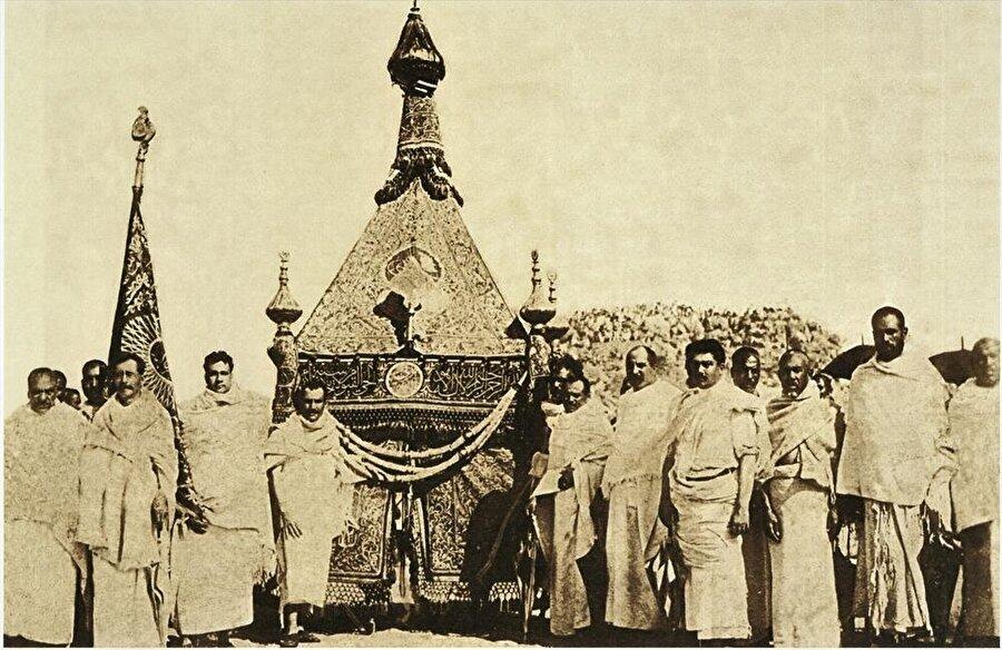 1937 son mahfil ve Mısırlı hacılar.