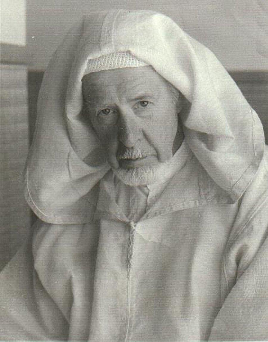 Titus Burckhardt, özellikle sanat ve gelenek konularında eserler ortaya koydu.