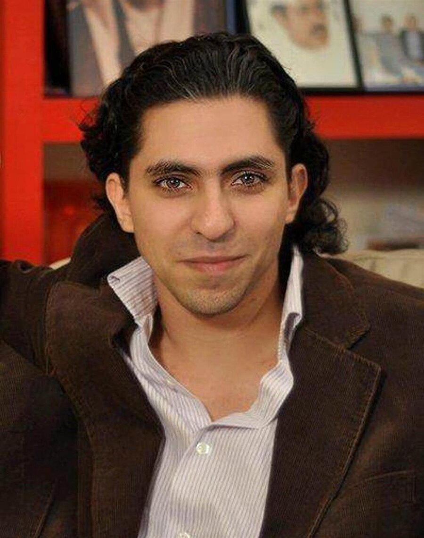 Arabistanlı Blog yayıncısı Raif Bedevi