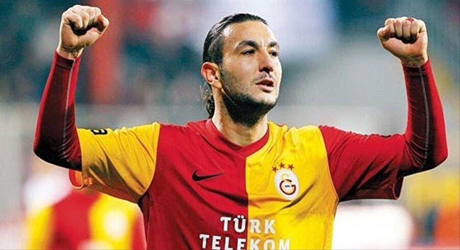 Necati Ateş Galatasaray'ın unutulmaz futbolcularından biri.