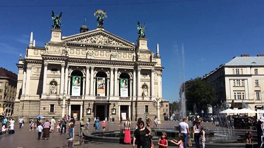 Lviv Operası