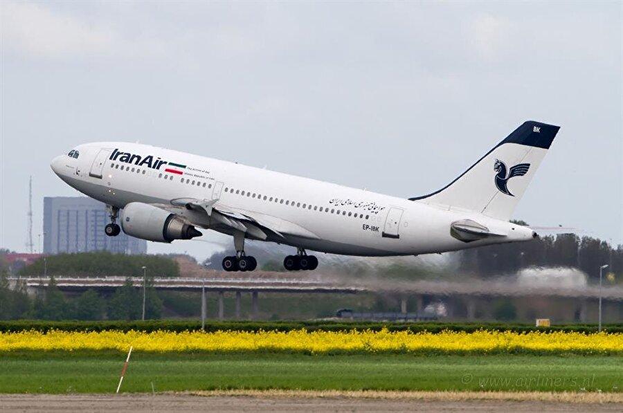 İran'a uygulanacak ilk parti yaptırımlar kapsamında ülkenin yolcu uçağı ya da yolcu uçağı parçası ithali de engellenecek.