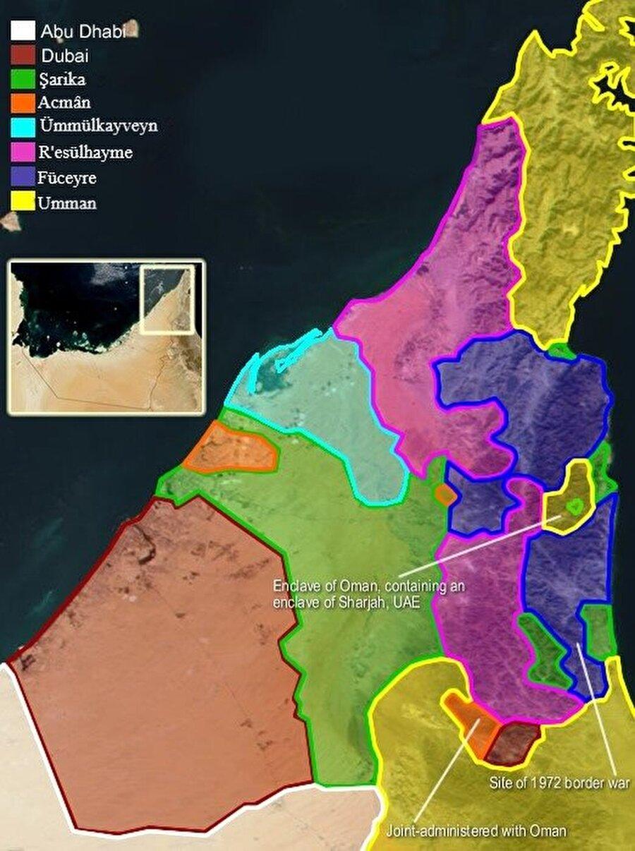 İngiliz yönetimin yaptığı toprak paylaşımı, bölgenin küçük parçalar halinde, kabileler arasında bölünmesine neden oldu.