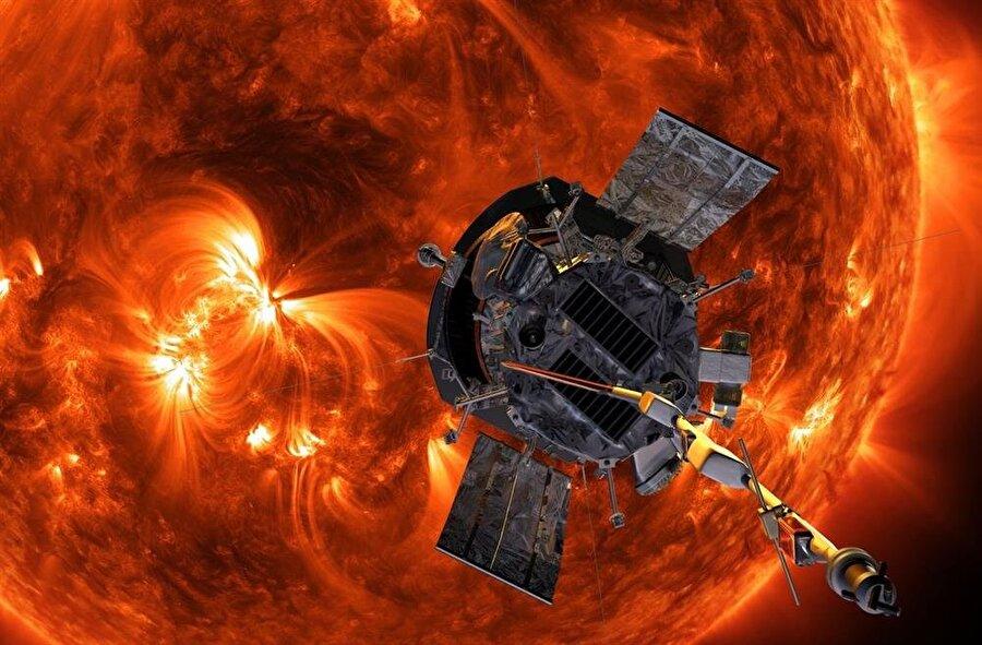 Parker Solar Probe, uzay çevrelerinde büyük heyecan uyandırdı.