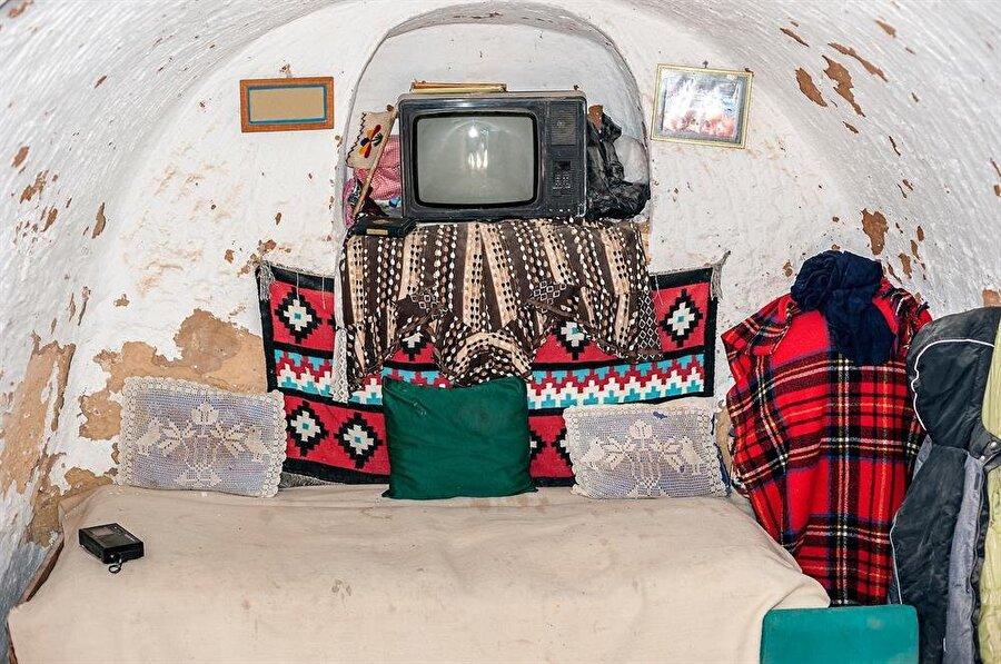 Matmâta'daki evlerin odaları bir insana yetecek şekilde planlanıyor. (Shutterstock)