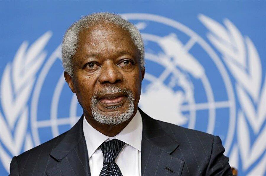 9 yıl boyunca Birleşmiş Milletler Genel Sekreterliği görevini yürüten Annan, 80 yaşında hayatını kaybetti.