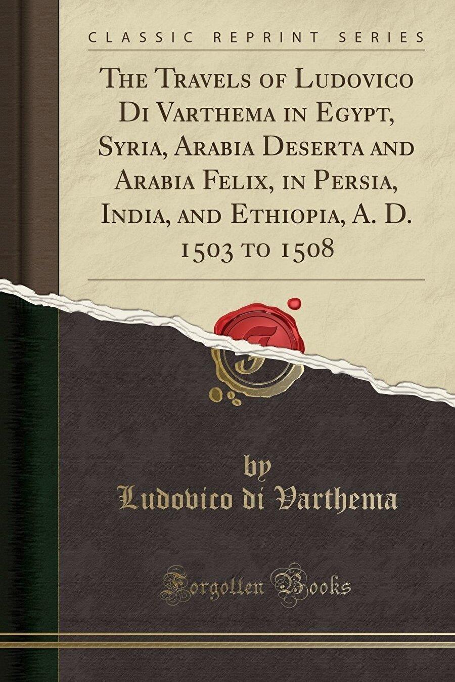 Varthema'nın seyahat notları, Batı'da hâlâ çok okunan klâsiklerden.