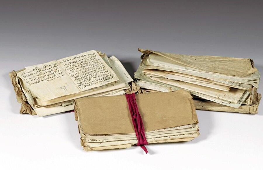Burckhardt'ın çok sayıda el yazmasını ihtiva eden evrakları, Cambridge Üniversitesi'nde bulunuyor.