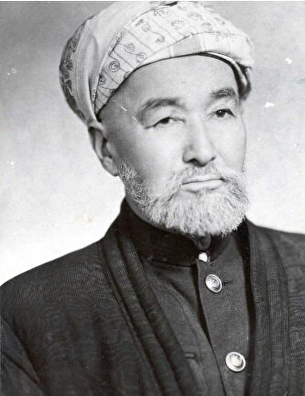İkinci Doğu Türkistan Cumhuriyeti'nin cumhurbaşkanı Alihan Töre.
