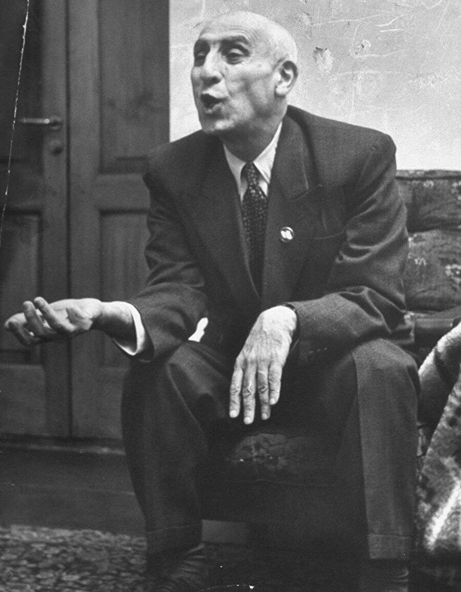 Muhammed Musaddık, 1951 yılının nisan ayında başbakanlık koltuğuna oturdu.