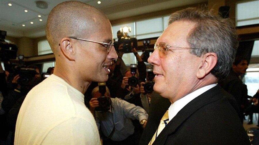Alex de Souza & Aziz Yıldırım