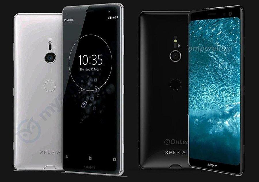 Sony Xperia XZ3'te Qualcomm'un tepe seviyesi yonga seti Snapdragon 845'in yer alacağı söyleniyor.