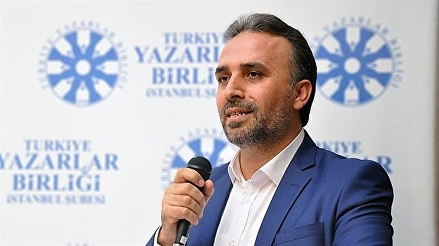 TYB İstanbul Şube Başkanı Mahmut Bıyıklı