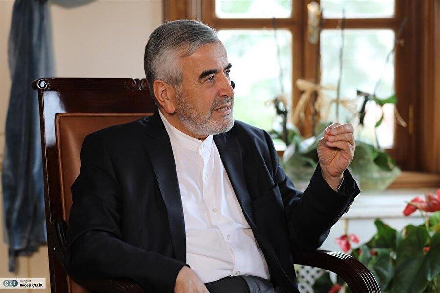 30 Aralık 2010 tarihinde yaklaşık 34 yıl görev yaptığı Marmara Üniversitesi İlahiyat Fakültesi Öğretim Üyeliğinden T.C. Diyanet İşleri Başkan Yardımcılığına atandı.