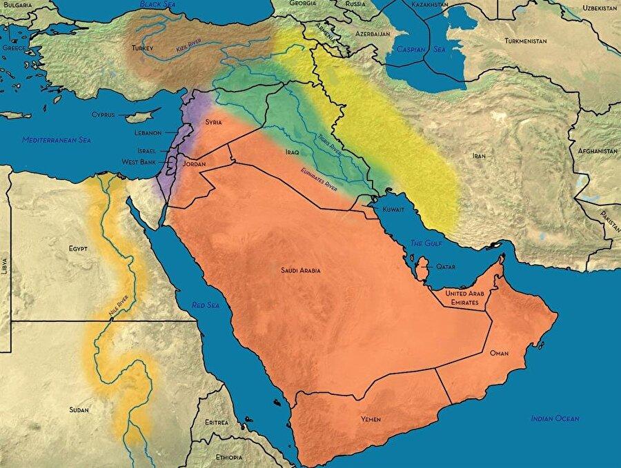 Selva Kanalı, Basra Körfezi'nin sadece görünümünü değil, dengelerini de değiştirecek.