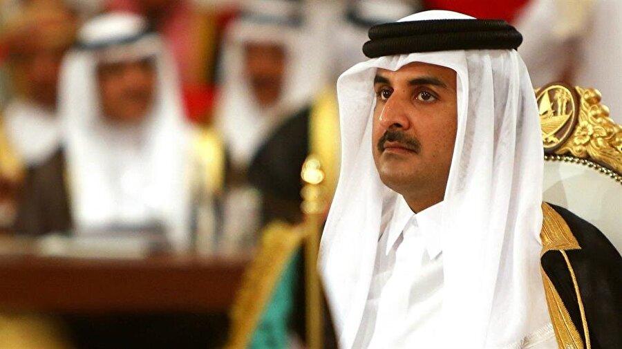 Katar Emiri Temim bin Hamad, ülkesinin karşı karşıya kaldığı abluka nedeniyle bir yönetim sınavı veriyor.