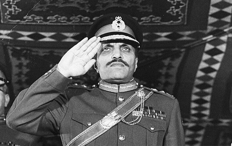 Kral Hüseyin'e yardıma gelen Tuğgeneral Ziyaulhakk, ilerleyen yıllarda Pakistan Cumhurbaşkanı olacak ve ülkeyi askeri bir rejimle yönetecekti.