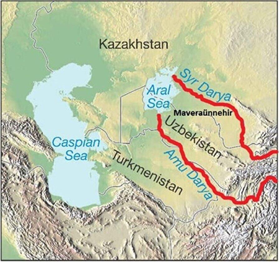 Ceyhun nehri bölge için önemli bir ulaşım kaynağıydı.
