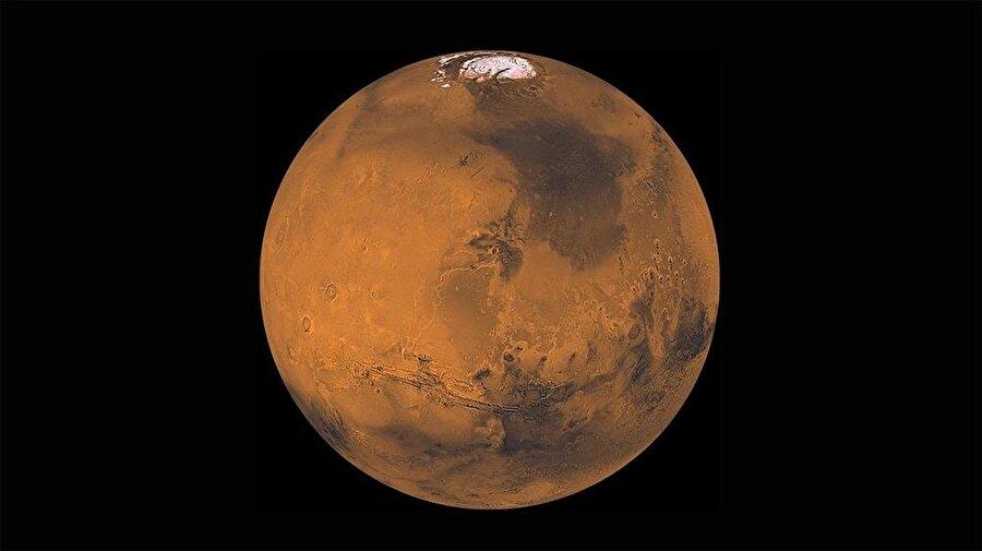 Mars'ta yaşam alanı inşa etmek hedefi NASA'nın 10 yıllık programında en önemli 'hedef' olarak kendine yer buluyor.