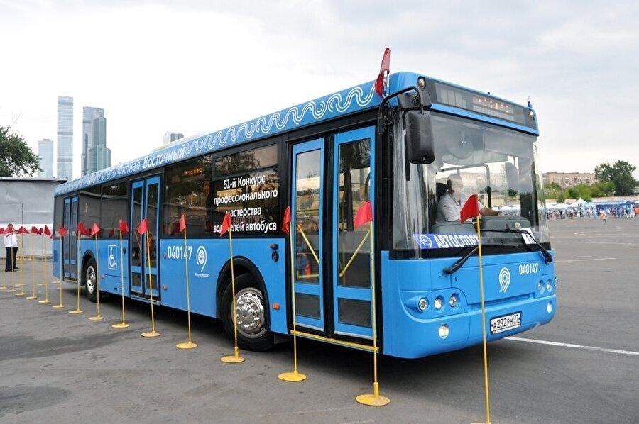 Rusya'da orta vadede tüm toplu taşıma araçlarının 'elektrikli' hale gelmesi bekleniyor.