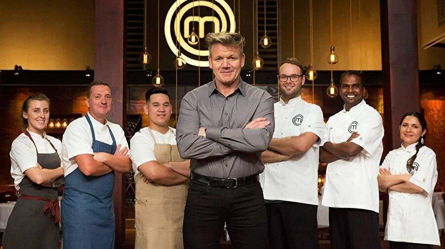 Master Chef programı
