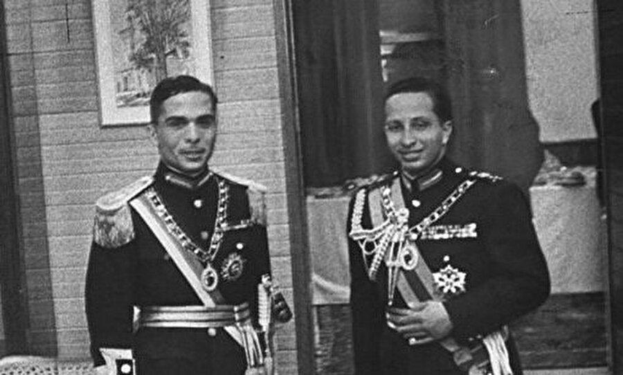 Kral Hüseyin ve Kral Faysal, Abdunnasır'ın Birleşik Arap Cumhuriyeti'ne karşı Arap Federasyonu'nu hayata geçirmişlerdi.