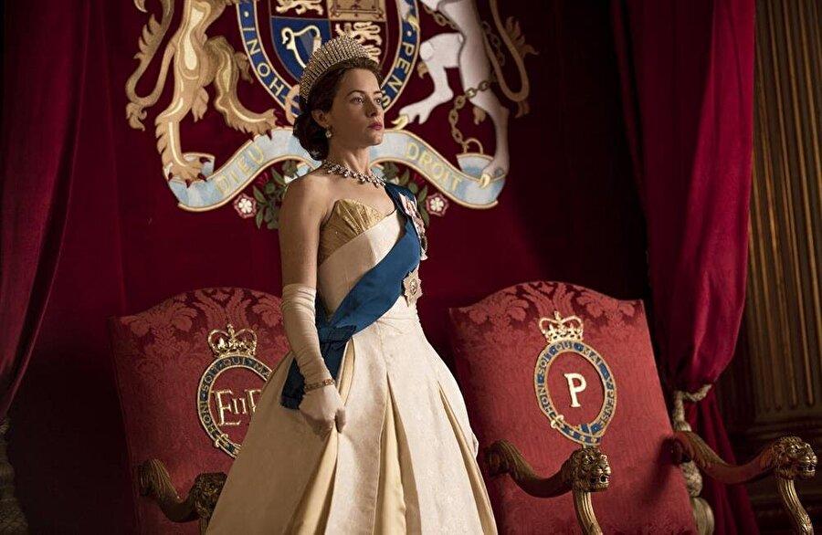 The Crown dizisi Emmy ödüllerinde aday